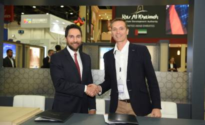 Ras Al Khaimah signs partnership with Bear Grylls Survival Academy