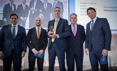 IHIF 2019: Starwood Capital Group takes HAMA Europe Asset Management Award