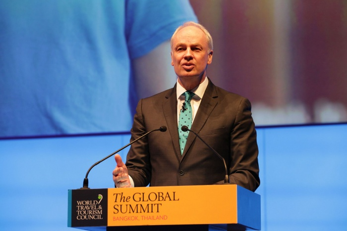 WTTC Global Summit 2017: Travel is fundamental right, argues Scowsill