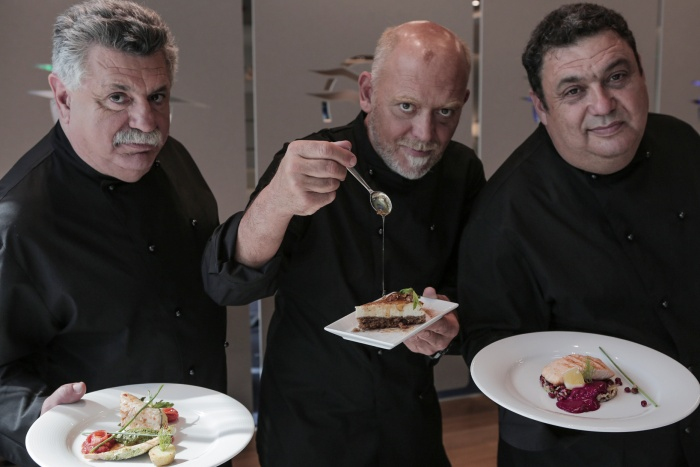 Aegean launches Gastronomics initiative alongside top Greek chefs