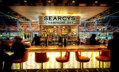 Searcys welcomes exquisite mulled wine to St Pancras International