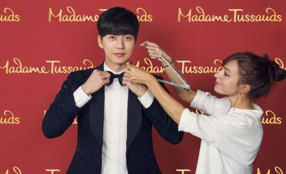 Park Hae-jin to open Madame Tussauds Hong Kong