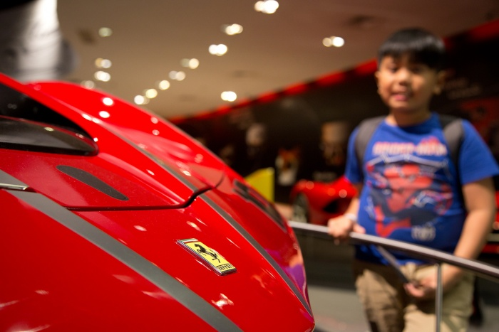 Breaking Travel News investigates: Ferrari World, Abu Dhabi