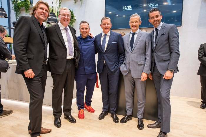 Kempinski Hotels signs €500m partnership with 12.18. Group