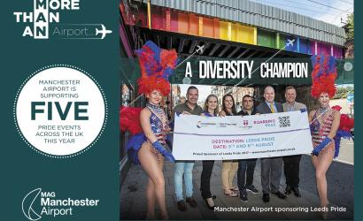 New ad campaign from Manchester Airport promotes north of England