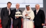 "AHIC 2011: HH Sheikh Ahmed presented with inaugural ""Outstanding Achievement Award"""