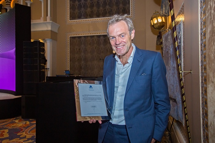 AHIC 2021: Worsley recognised for contribution to tourism | Information