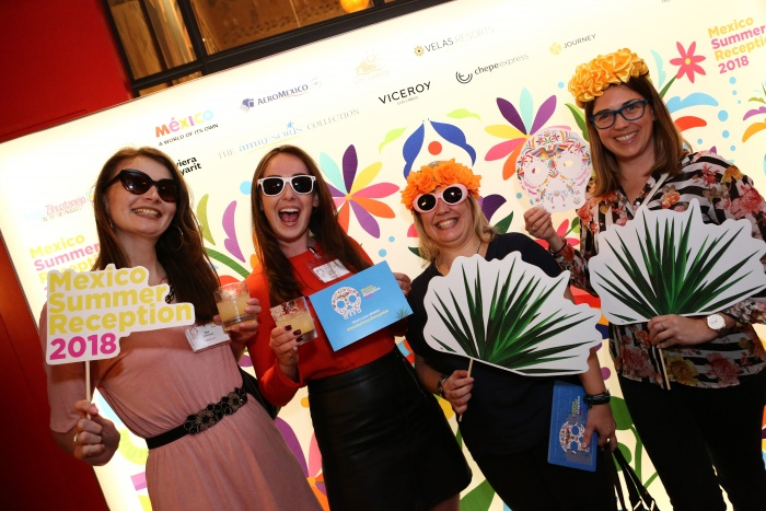 Mexico Summer Reception showcases tourism offering in UK
