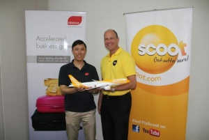 Scoot prepares to fly with Abacus deal