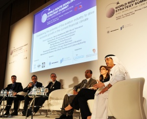 Routes 2012: Abu Dhabi welcomes 18th World Route Development Forum