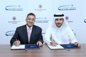 Abu Dhabi Airports welcomes deal with Plaza Premium Lounge Management