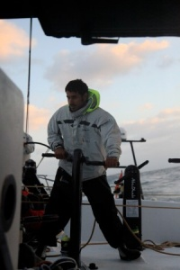 ADTA pair prepare for Volvo Ocean Race