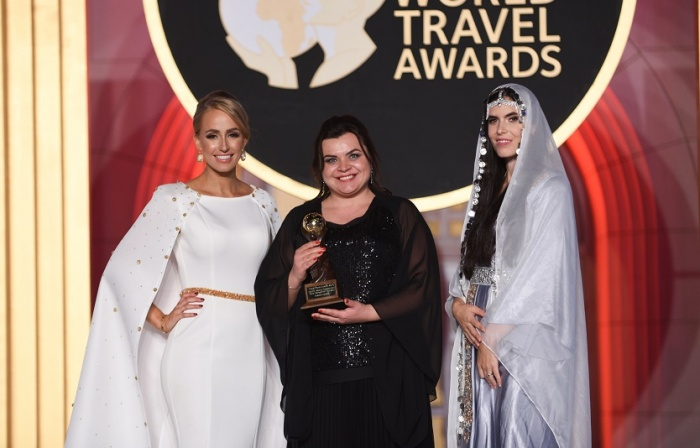 Academservice honoured by World Travel Awards