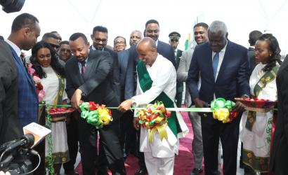 New terminal opens at Addis Ababa Bole International Airport