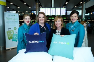 Aer Lingus partners with Booking.com for hotel offerings
