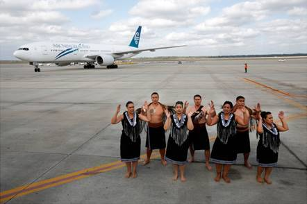 Air New Zealand Launches New Flights To Houston Texas