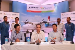 Air Seychelles places new aircraft order with Viking
