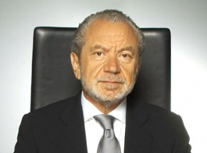 Lord Alan Sugar seen as 'ideal' cruise ship captain