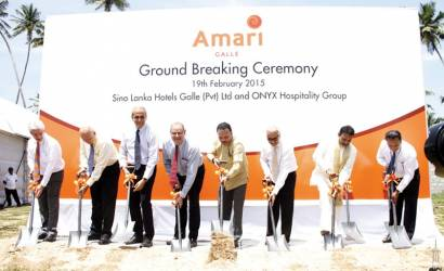 Amari Galle breaks ground in Sri Lanka