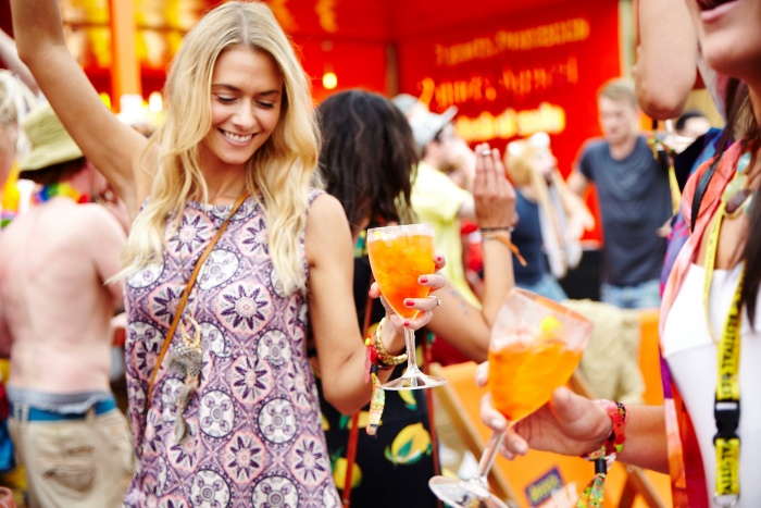 Aperol to kick-start Londoners' evenings this summer