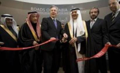Roads of Arabia inaugurated at the Pergamon Museum