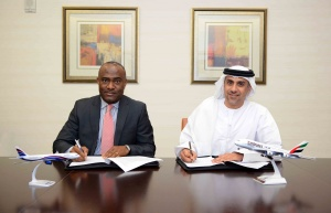 Emirates signs memorandum of understanding with Arik Air