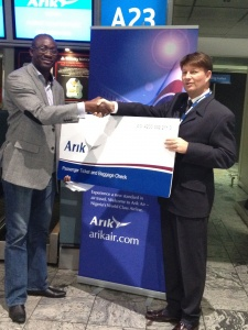 Arik Air flies ten millionth passenger
