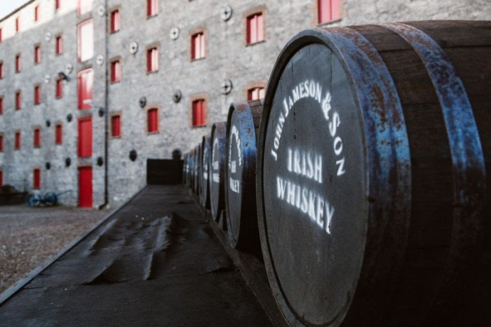 Ashford Castle to welcome unique blend from Midleton Distillery