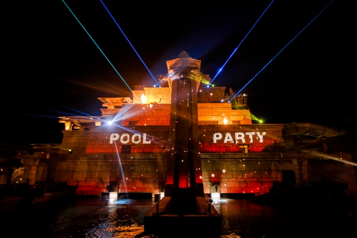 Atlantis Aquaventure prepares for blockbuster summer pool party
