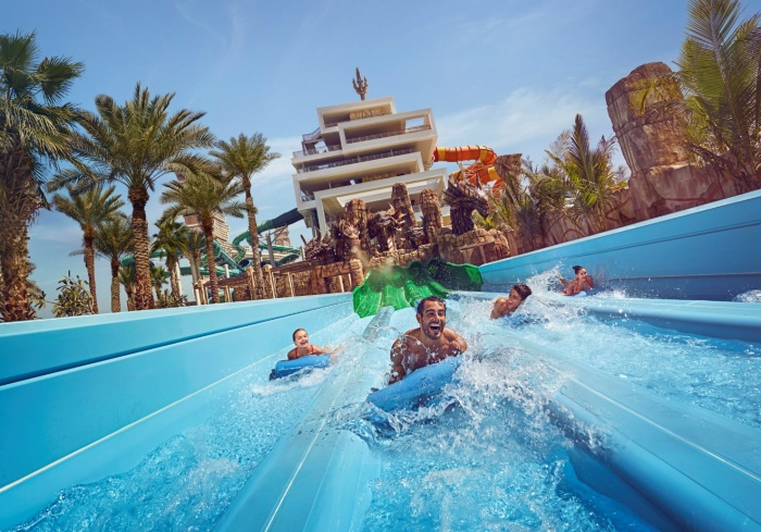 Atlantis Aquaventure expansion to open on Monday