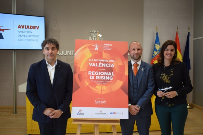 AviaDev Europe headed to Valencia for inaugural event