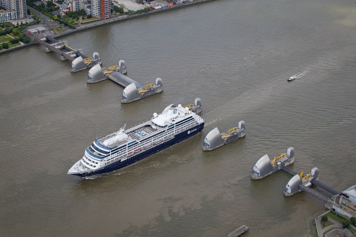Azamara Journey completes global journey in Greenwich