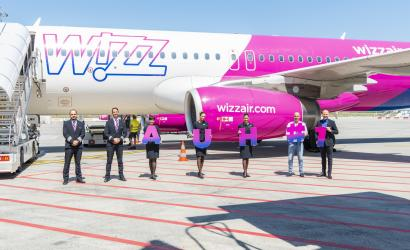 Wizz Air touches down in Abu Dhabi for first time