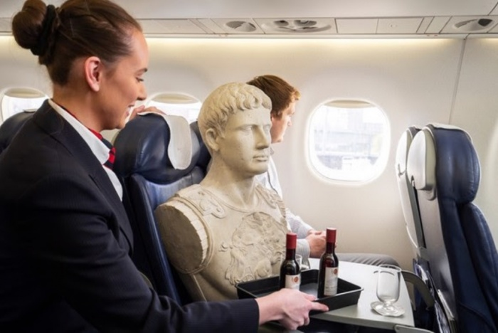 British Airways launches London City services to Rome