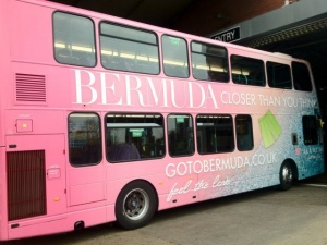 Bermuda Department of Tourism launches UK advertising campaign