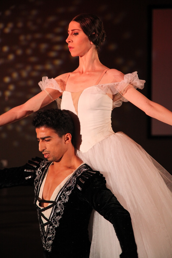 Spectacular ballet comes to Legend Golf & Safari Resort