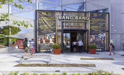 Bang Bang Oriental foodhall opens in London
