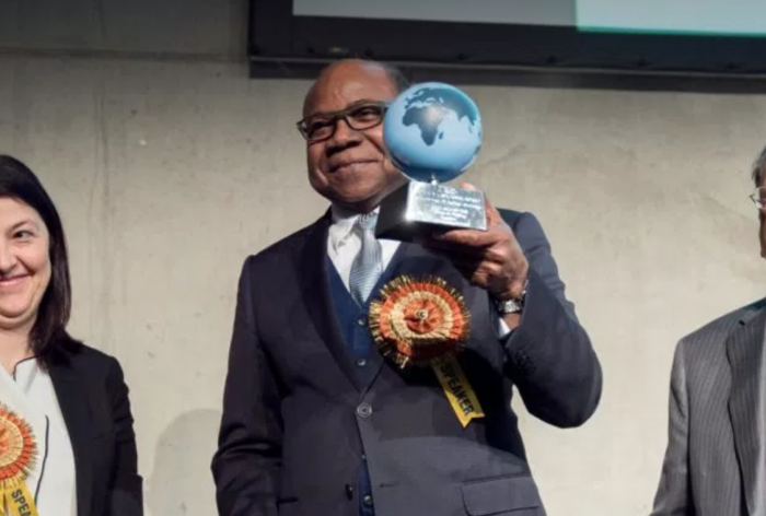 ITB Berlin 2018: PATWA recognises Jamaica minister of tourism with prestigious honour