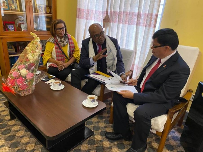 Global Tourism Resilience Centre arrives in Nepal