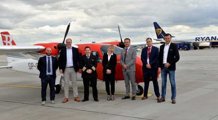 Ryanair signs with Bartolini Air for new pilot training scheme