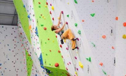 New Beacon climbing centre attracts visitors to Wales