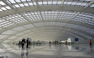 China plans world's biggest airport