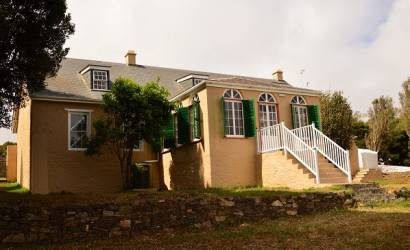Home of Grand Marshall Bertrand to open to visitors on St Helena