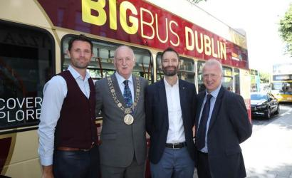 Dublin joins Big Bus Tours portfolio