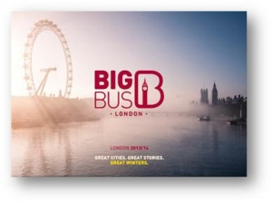 Big Bus Tours launches new London brochure