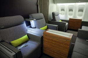 TAM Airlines launches new Boeing 777 interior