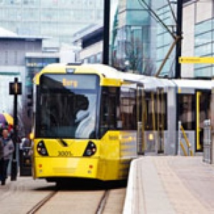 Bombardier plays key role in taking millions of journeys off Manchester's Roads