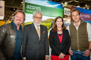 WTM news: Celebs out in force as travel expo enjoys visitor rise