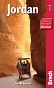 Bradt releases first travel guide to Jordan