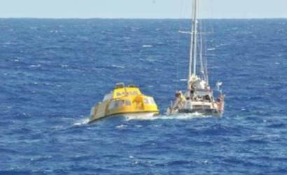 Fred. Olsen Braemar rescues Polish yacht in Atlantic